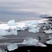 Eisberge (am Strand) 1