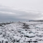 Eisberge (am Strand) 3