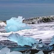 Eisberge (am Strand) 5
